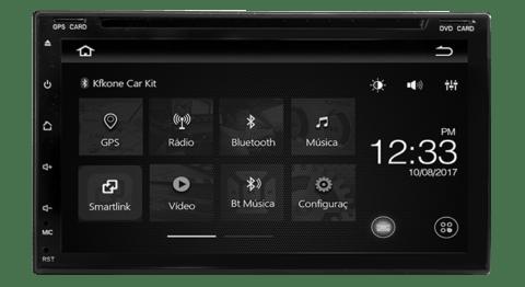 Autoradio universal android 2000t