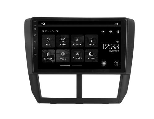 Autoradio original android Beck para Subaru