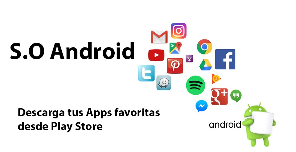 Car Par con sistema operativo android