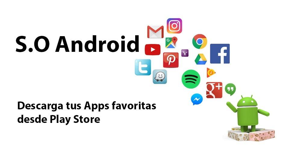 Sistema operativo android beck