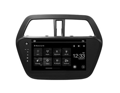 Autoradio Suzuki SCross